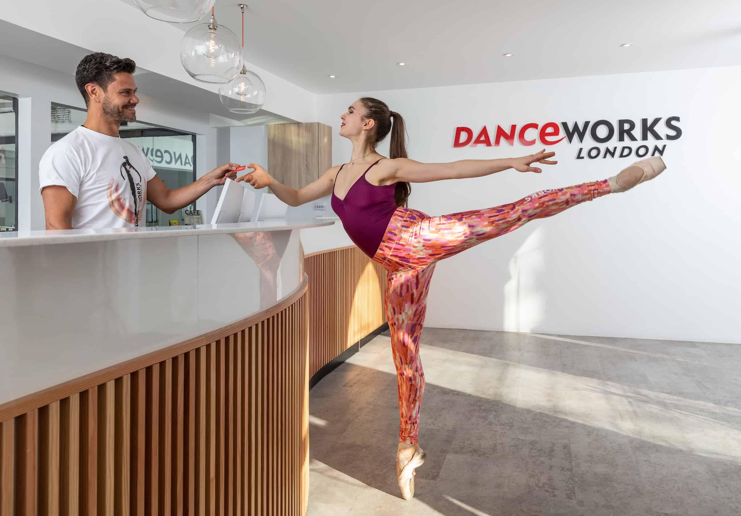 Danceworks Studio London