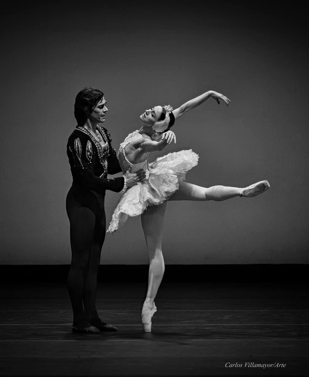 Join Ballet star Alejandro Parente for a Ballet intensive at Danceworks London
