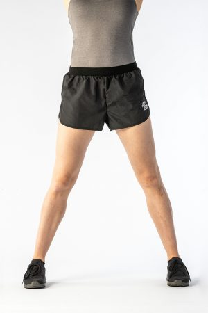 Danceworks Black Boxer Shorts DW006BSW at Danceworks shop in London