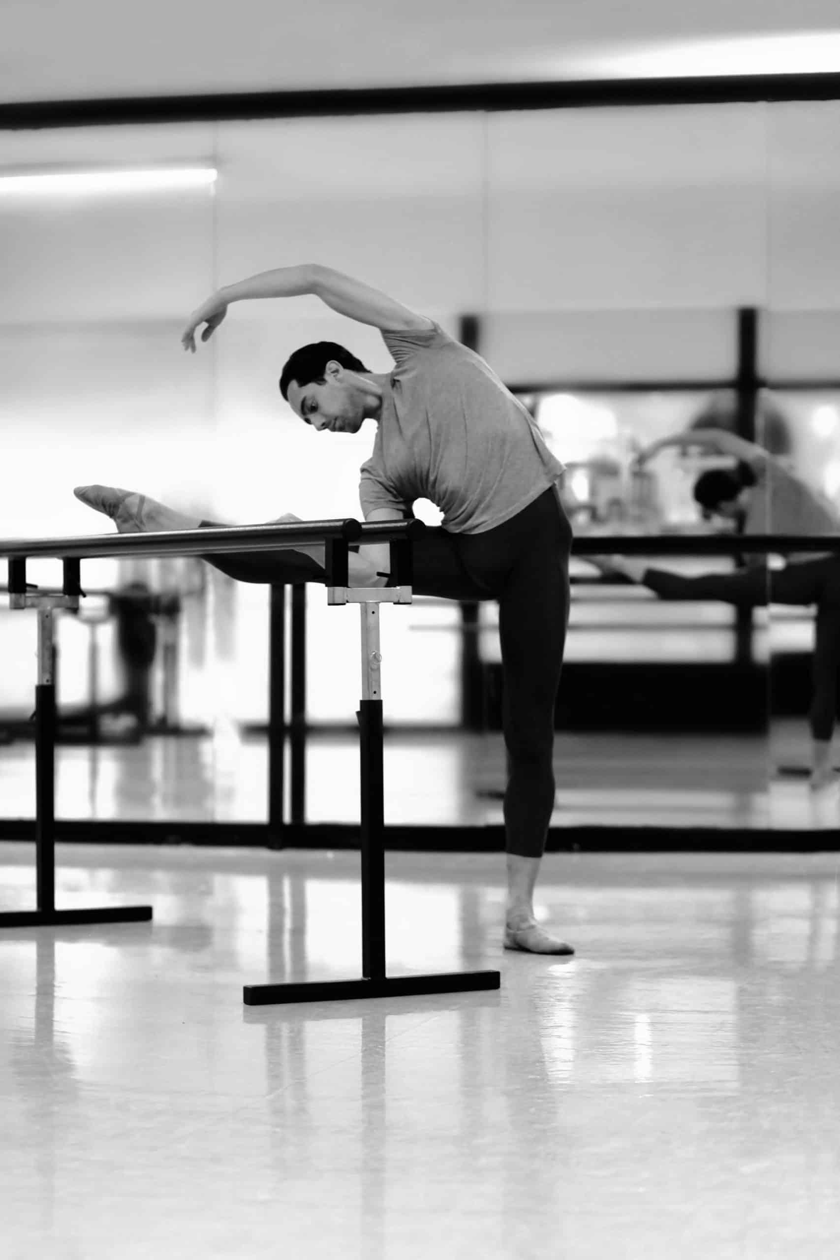 Royal Ballet First Artist Erico Montes