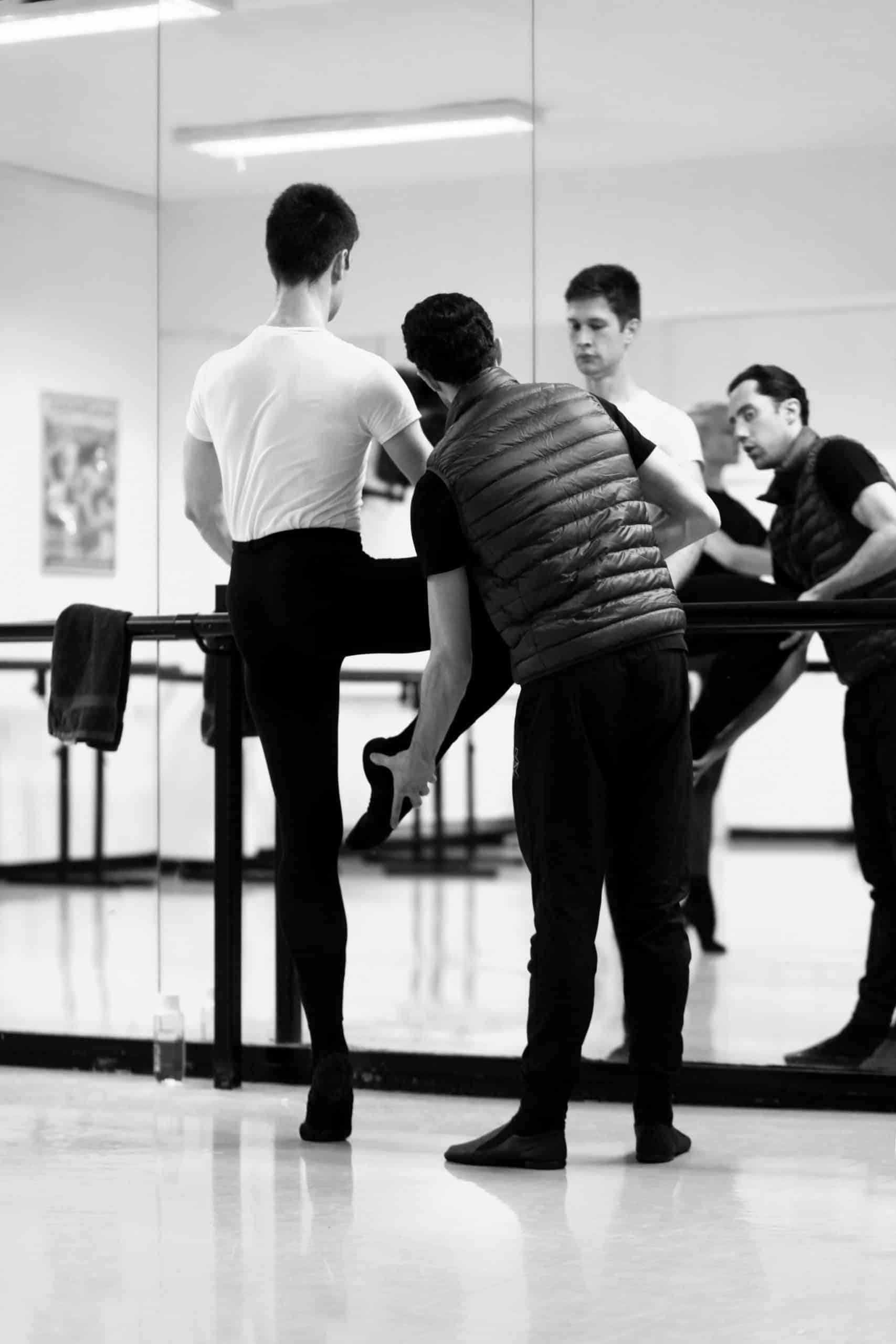 Ballet Classes for Boys & Men in London