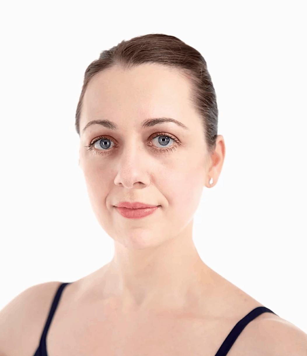 Franziska Rosenzweig, Holistic Ballet & Pointe Work Technique teacher at Danceworks in London