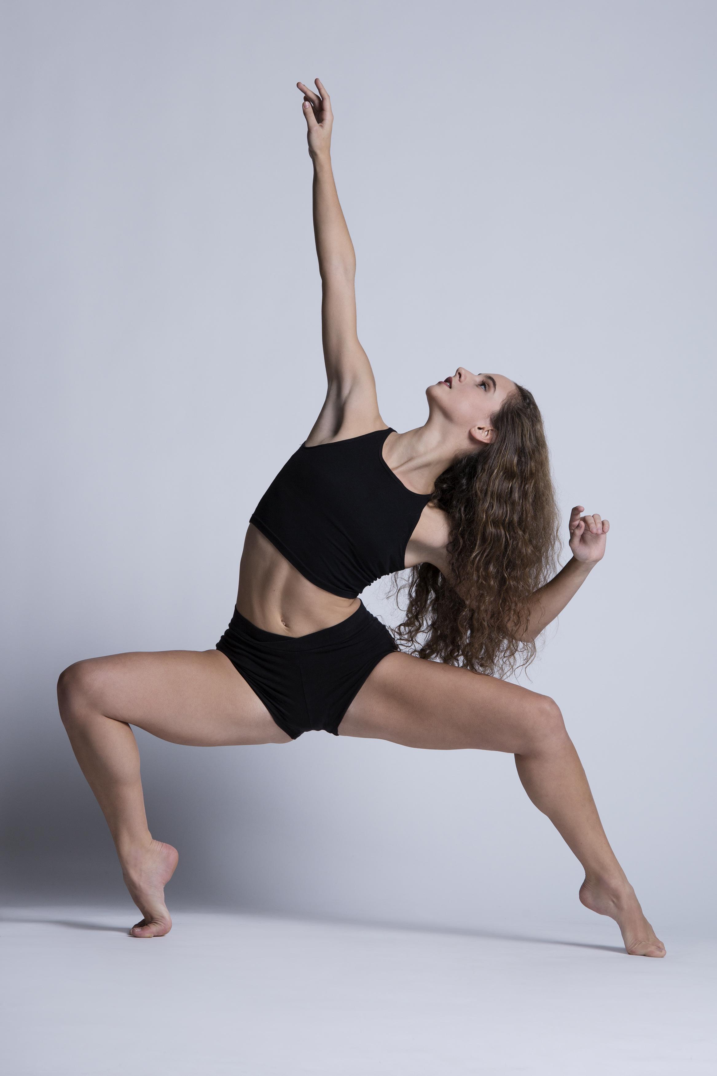 Horton Technique class at Danceworks London