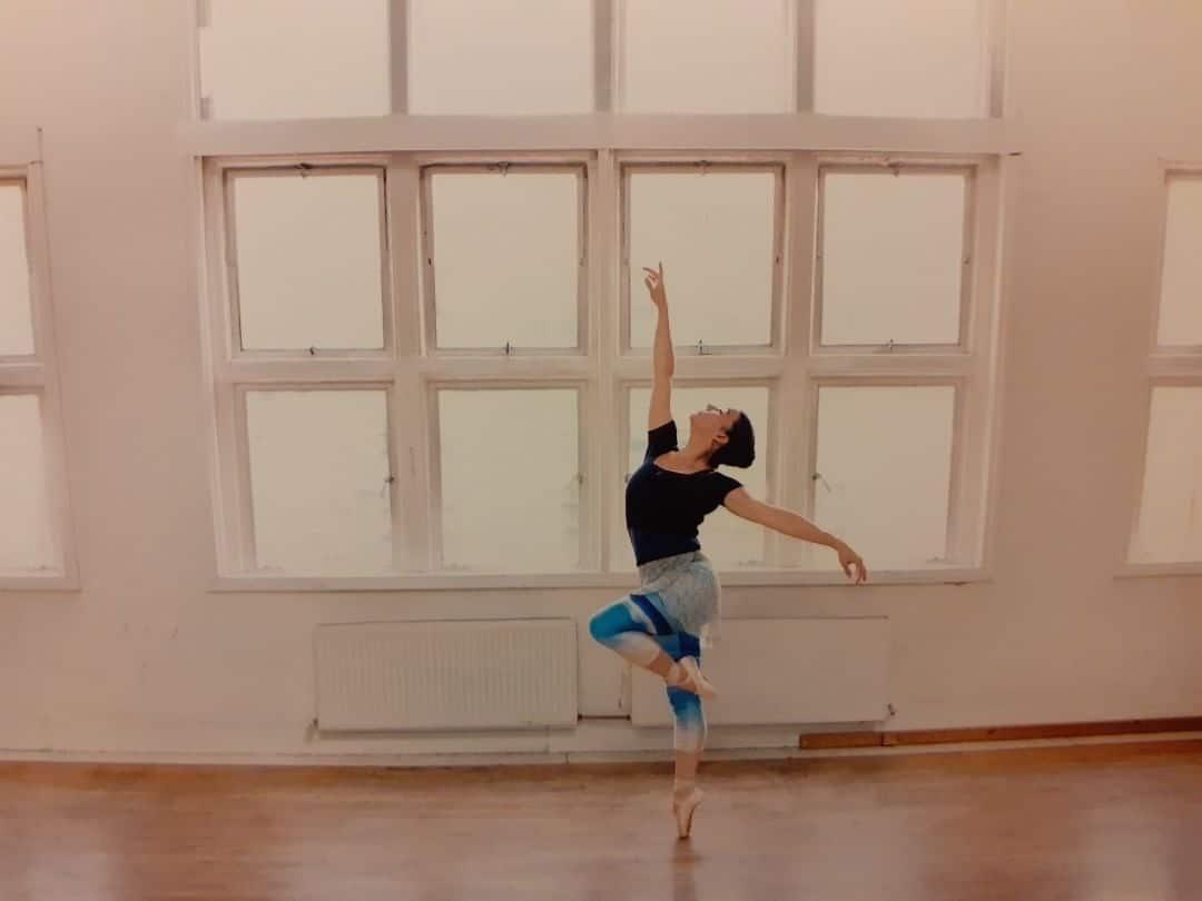 Hannah Frost Beginner's Ballet teacher in London at Danceworks Studios