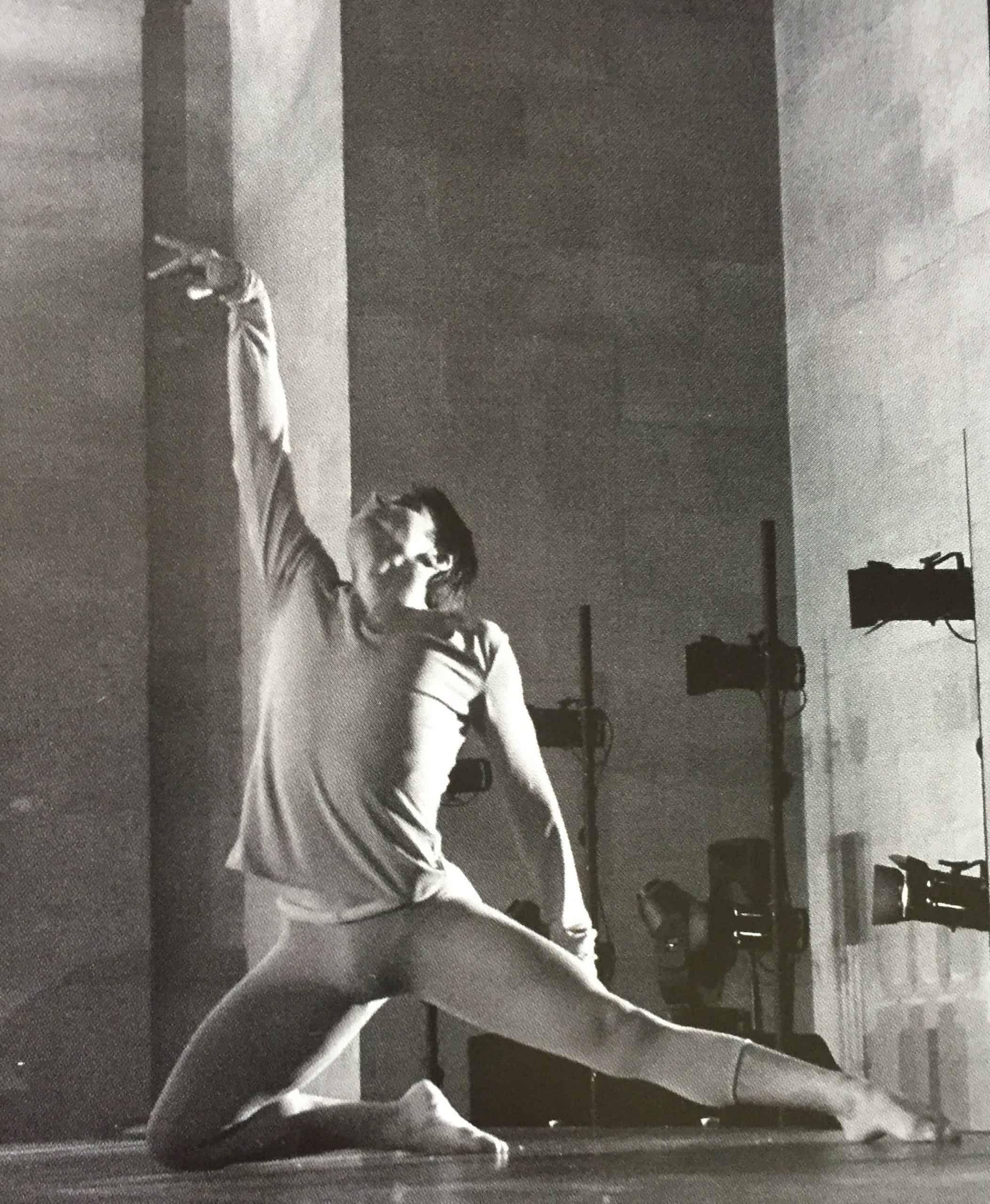 Juan Rodriguez ballet teacher at Danceworks London