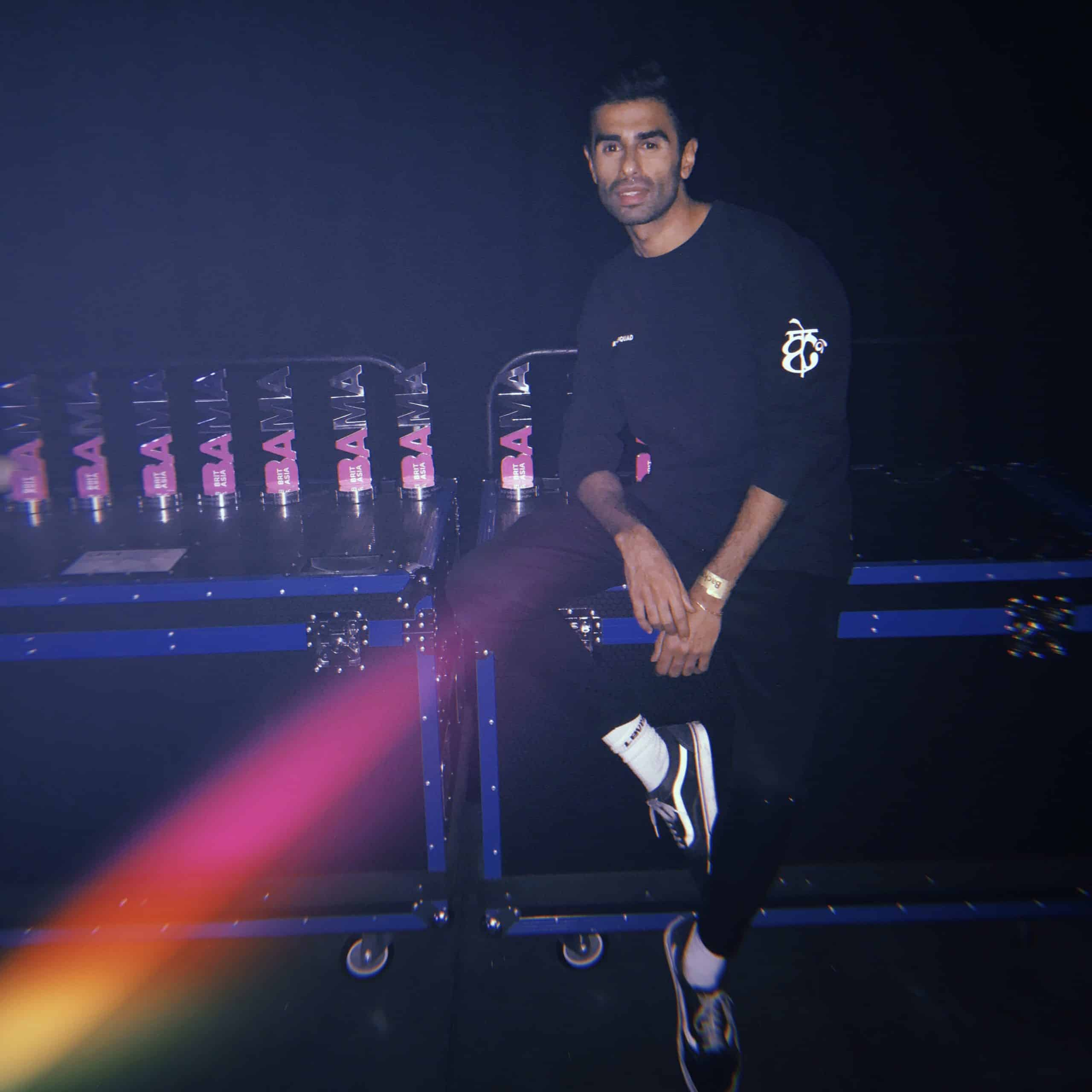 Kush Bollywood dance teacher at Danceworks london