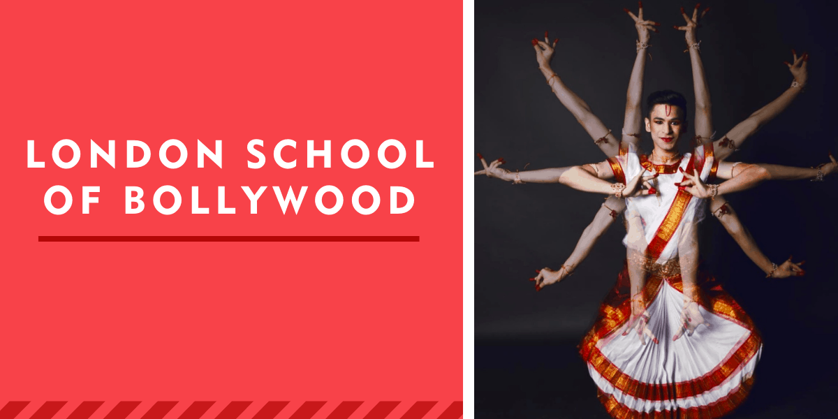 London School Bollywood classes at Danceworks