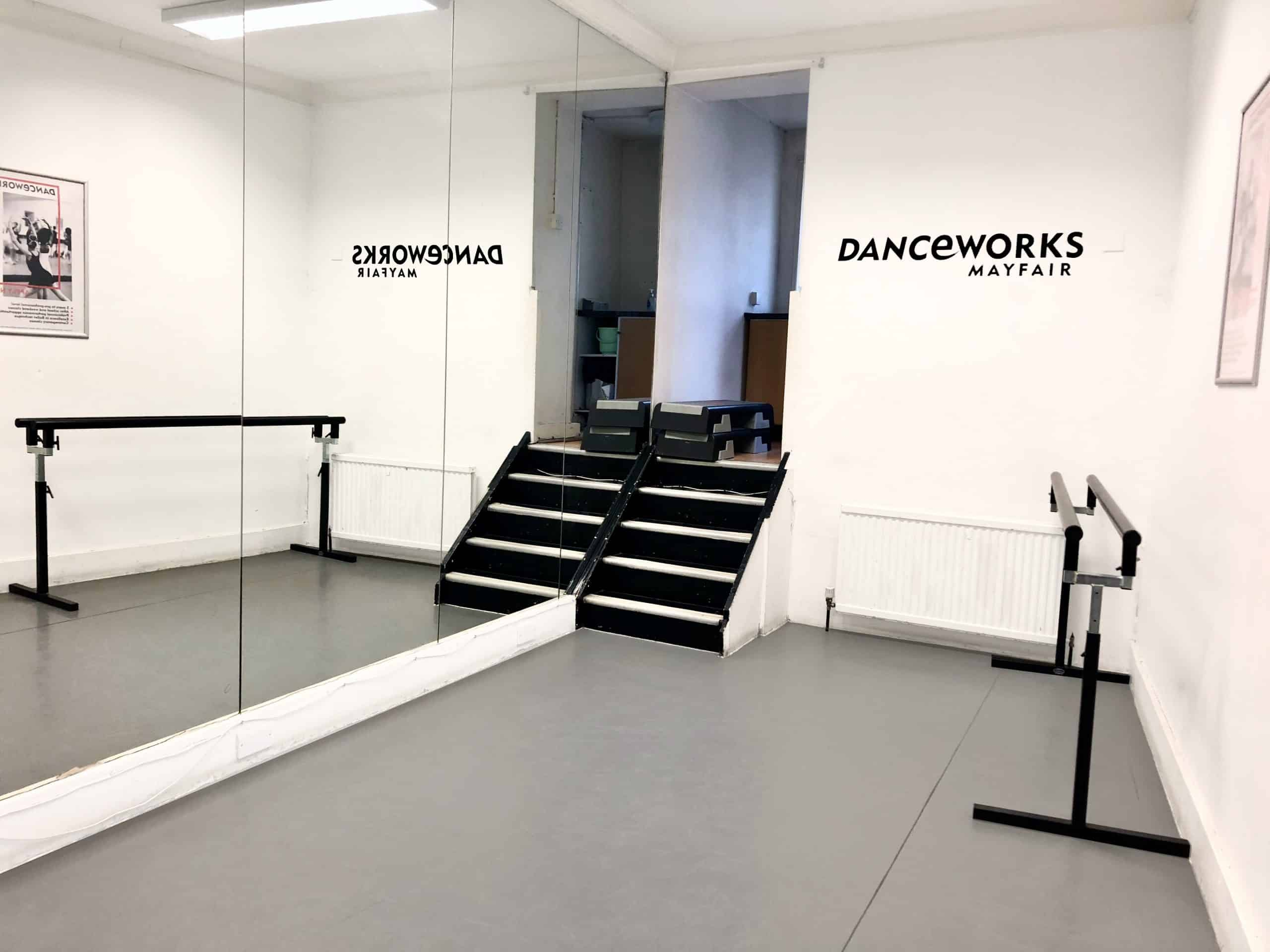 #Danceworks Studios 4 to Hire in London