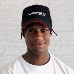 Danceworks_Black_Branded_Cap