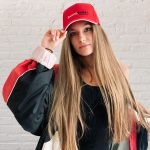 Danceworks_Red_Branded_Adult_Cap