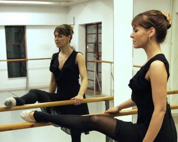 Nina Thilas-Mohs Ballet and barre teacher at Danceworks London