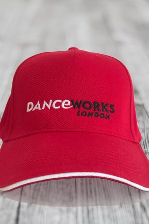 Danceworks Red Cap Adults