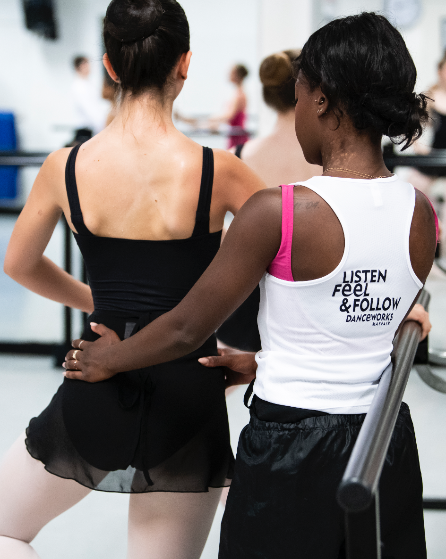 Teacher training programme at Danceworks