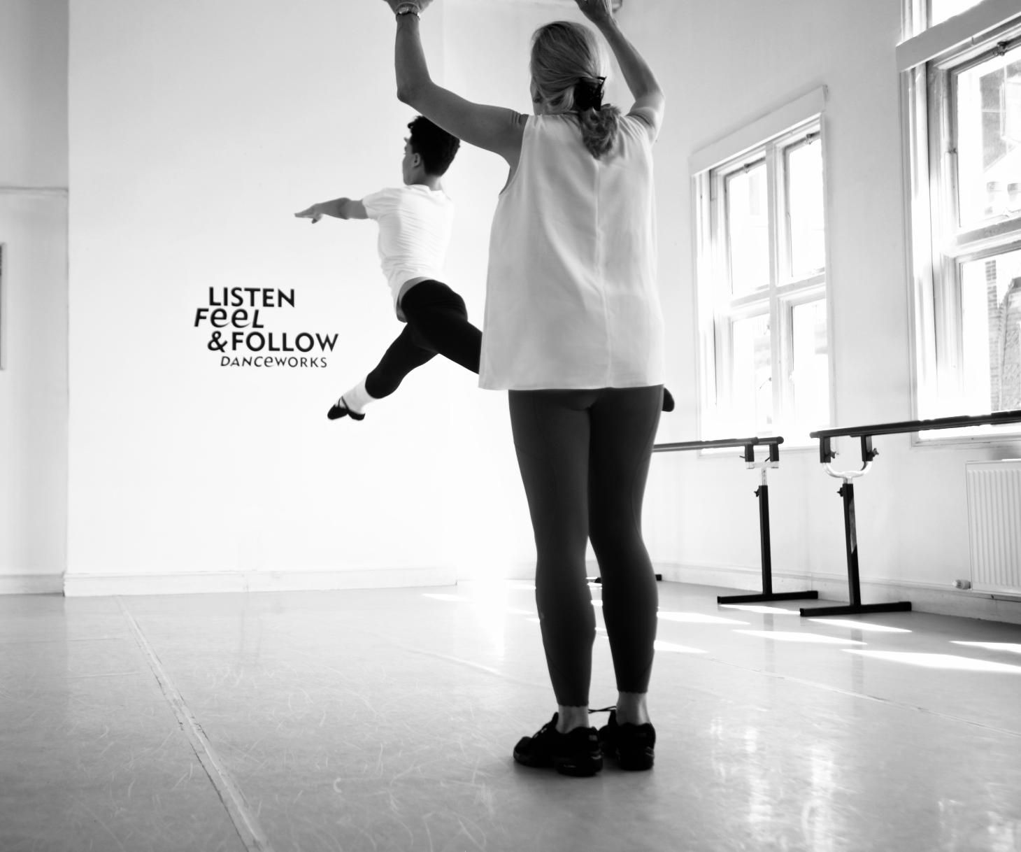 Teacher Training at Danceworks London
