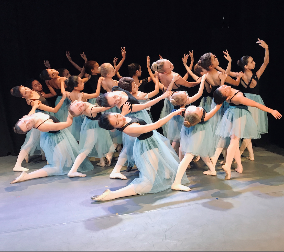 Summer Intensive Performance at Danceworks