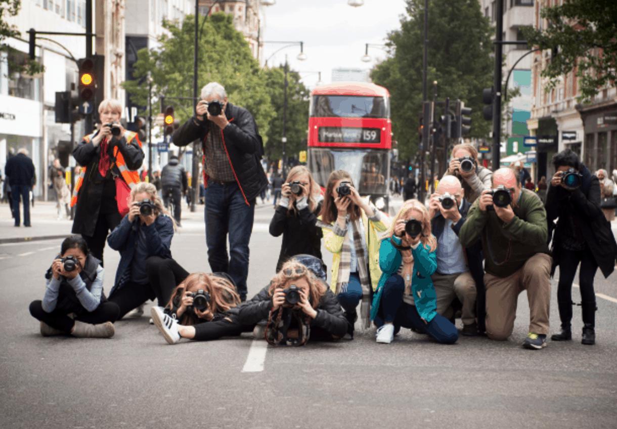 Dance Photography Workshop with Jordan Matter