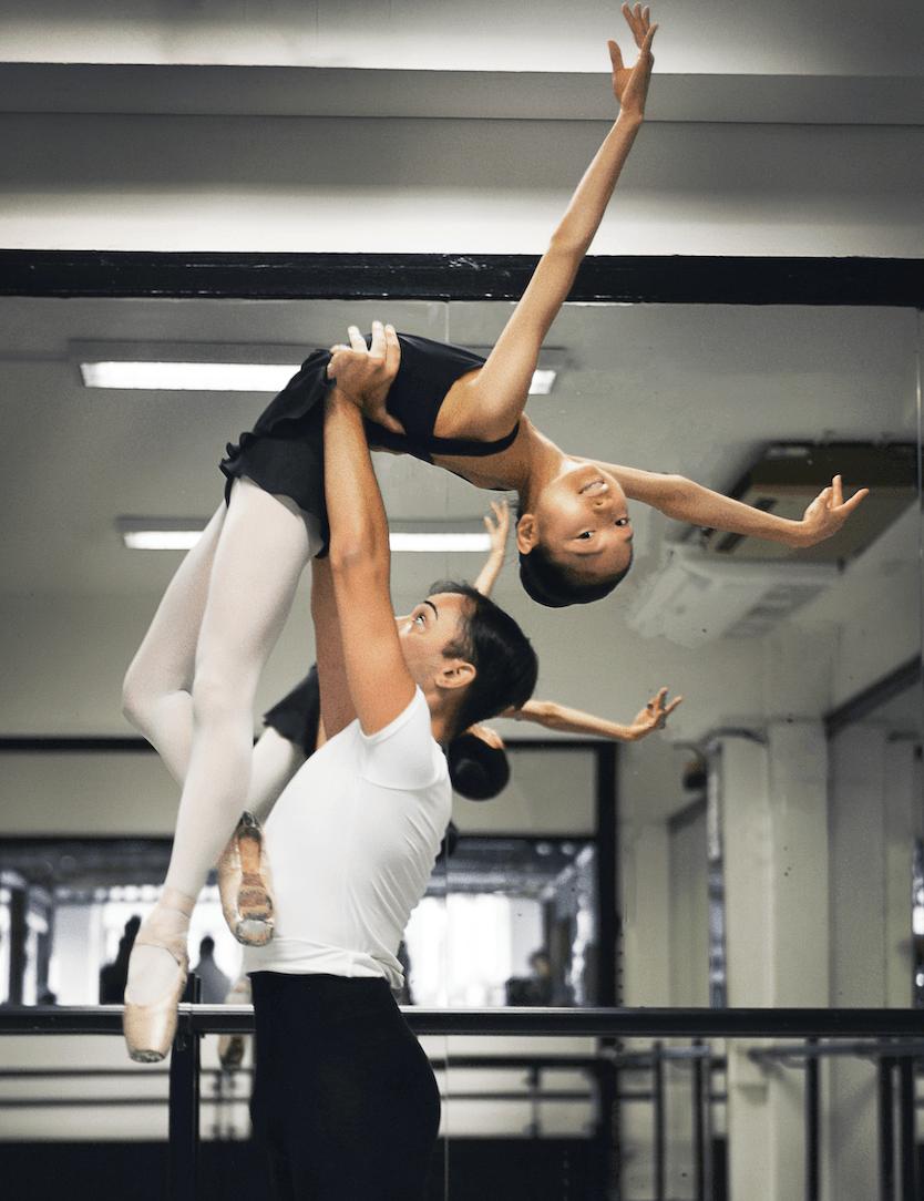 Danceworks Ballet Academy International Ballet Curriculum