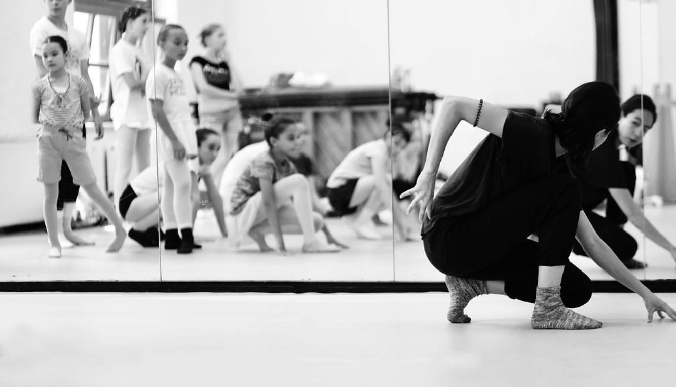 Danceworks Ballet Academy contemporary classes