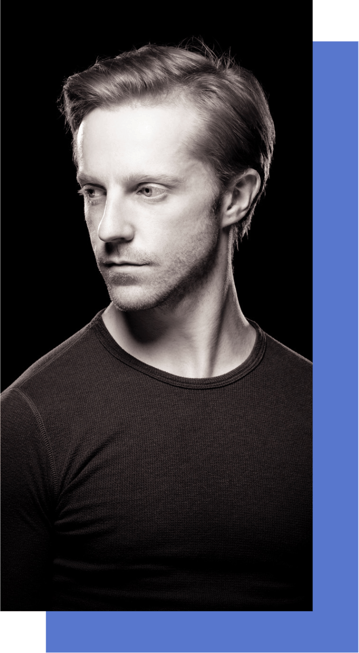 In conversation with Steven McRae at Danceworks studios in London