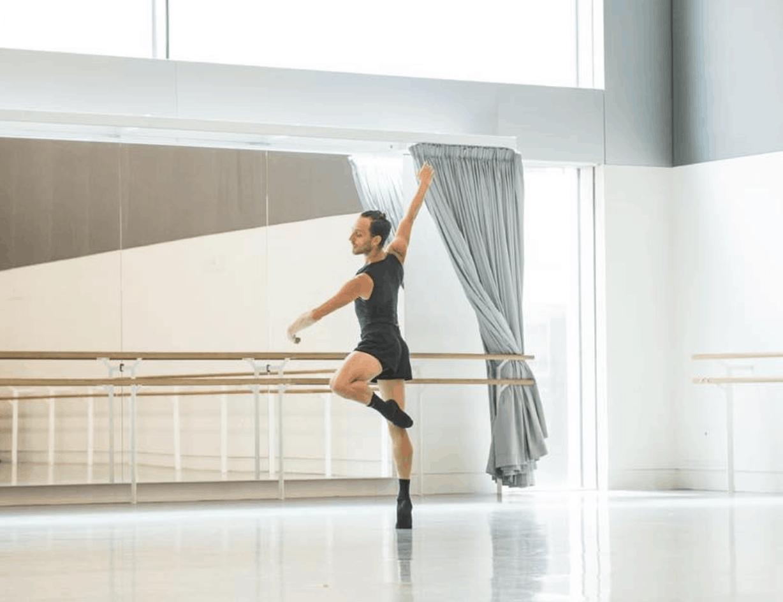 Luke Ahmet DANCE TEACHER at Danceworks Ballet Academy