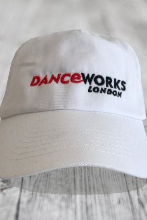 Danceworks White Cap Adults