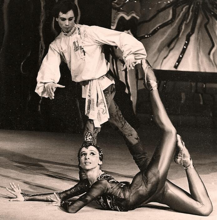Zina Mamedova Russian Ballet classes at Danceworks