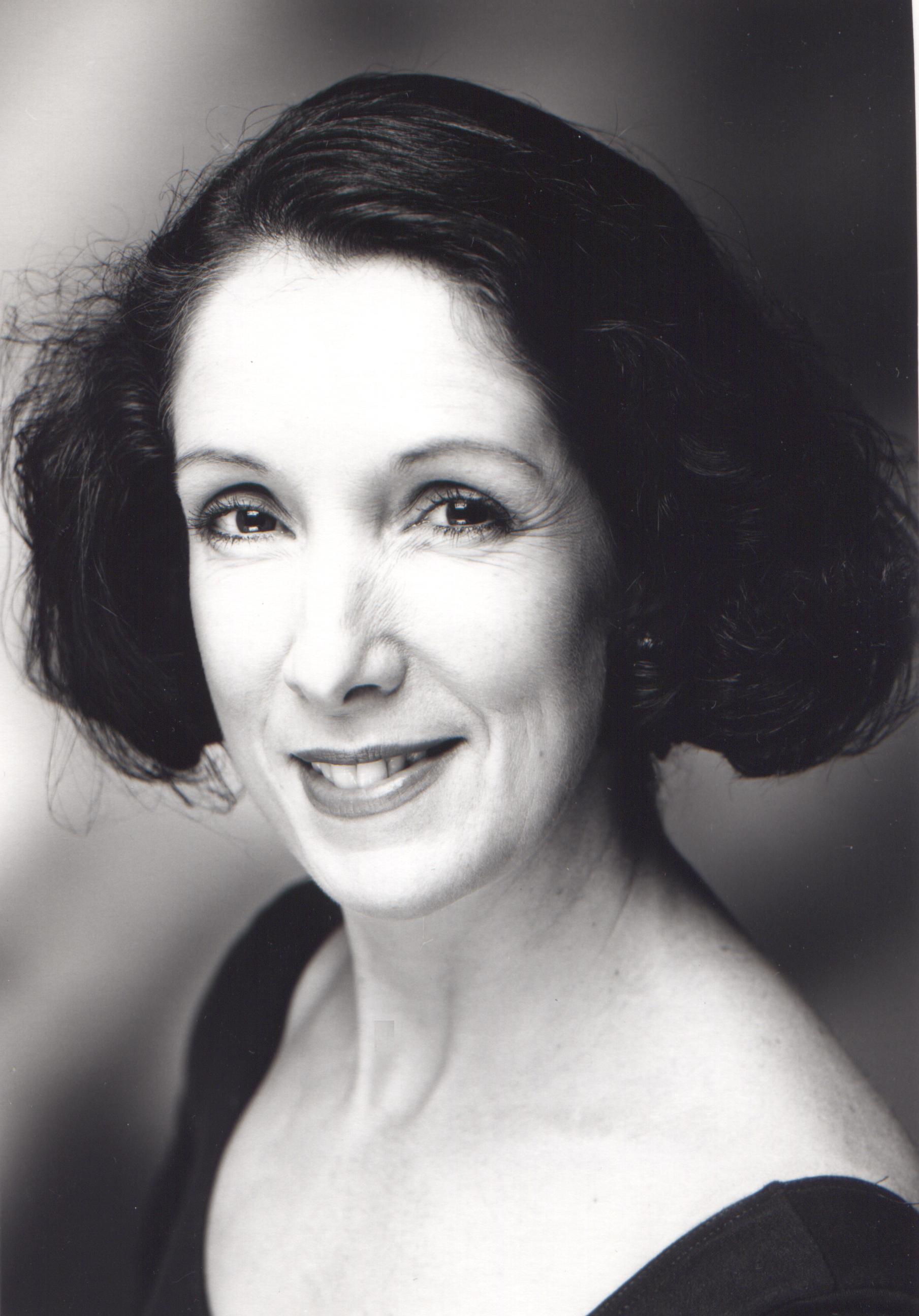 Anna du Boisson, classical ballet teacher at Danceworks in London