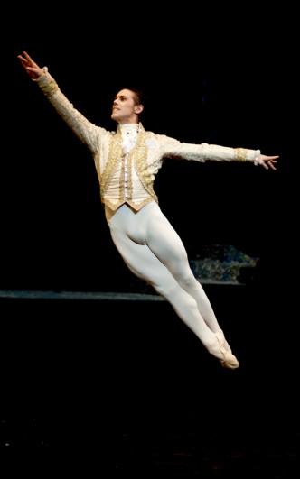 Ballet classes at Danceworks with Dmitri Gruzdev