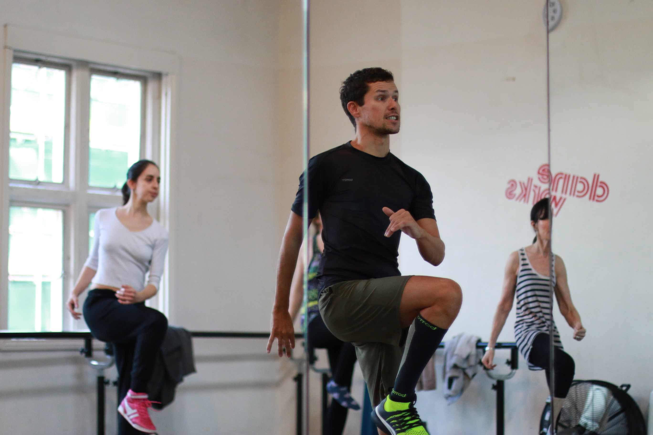 Boot Camp class with Hugo Camacho at Danceworks in Central London