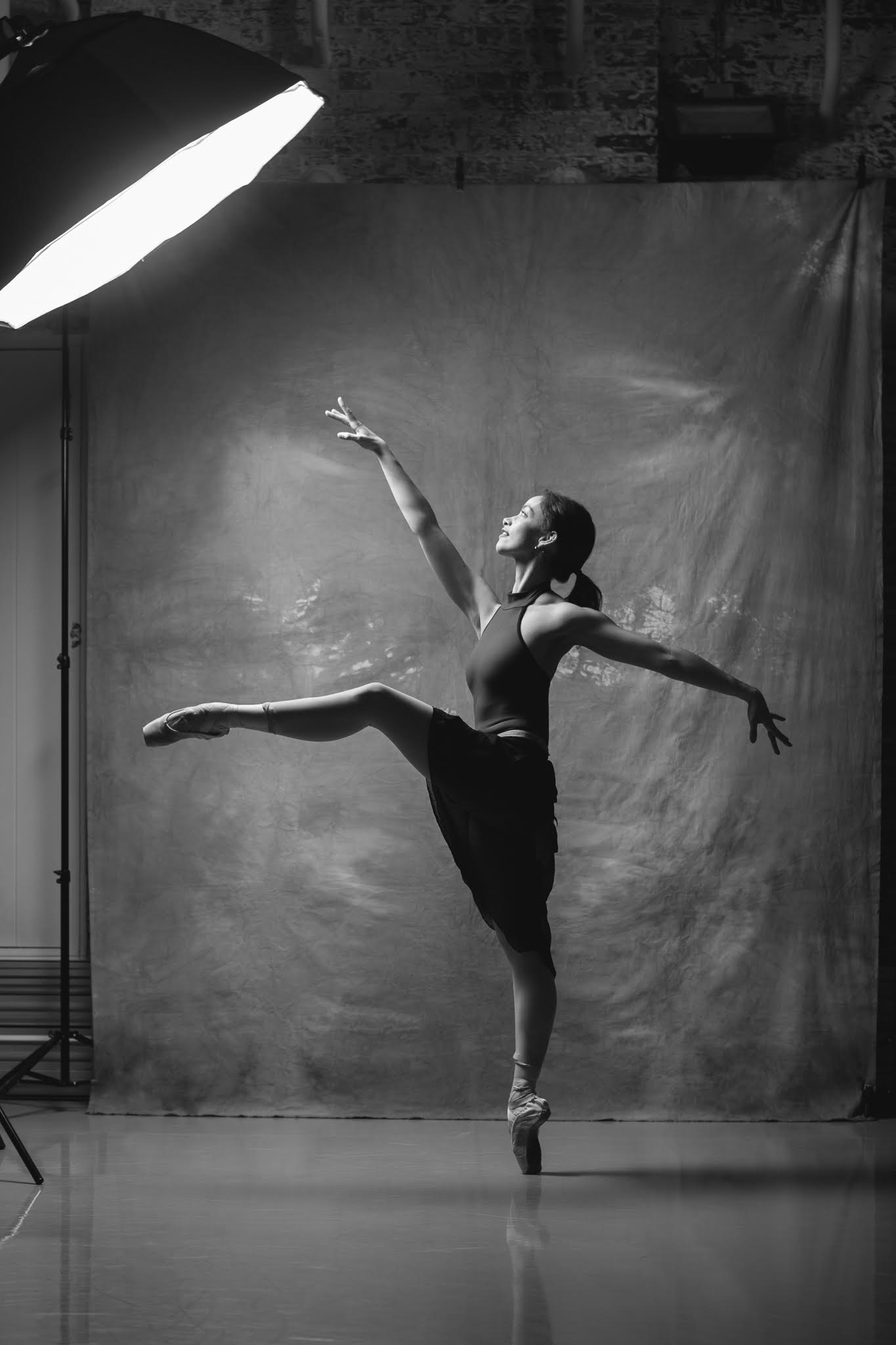 Classical Ballet class with Louise Bennett at Danceworks in Central London