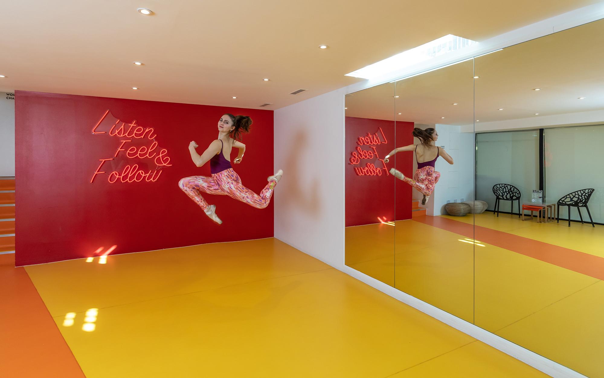Danceworks dance and ballet studios membership in Central London