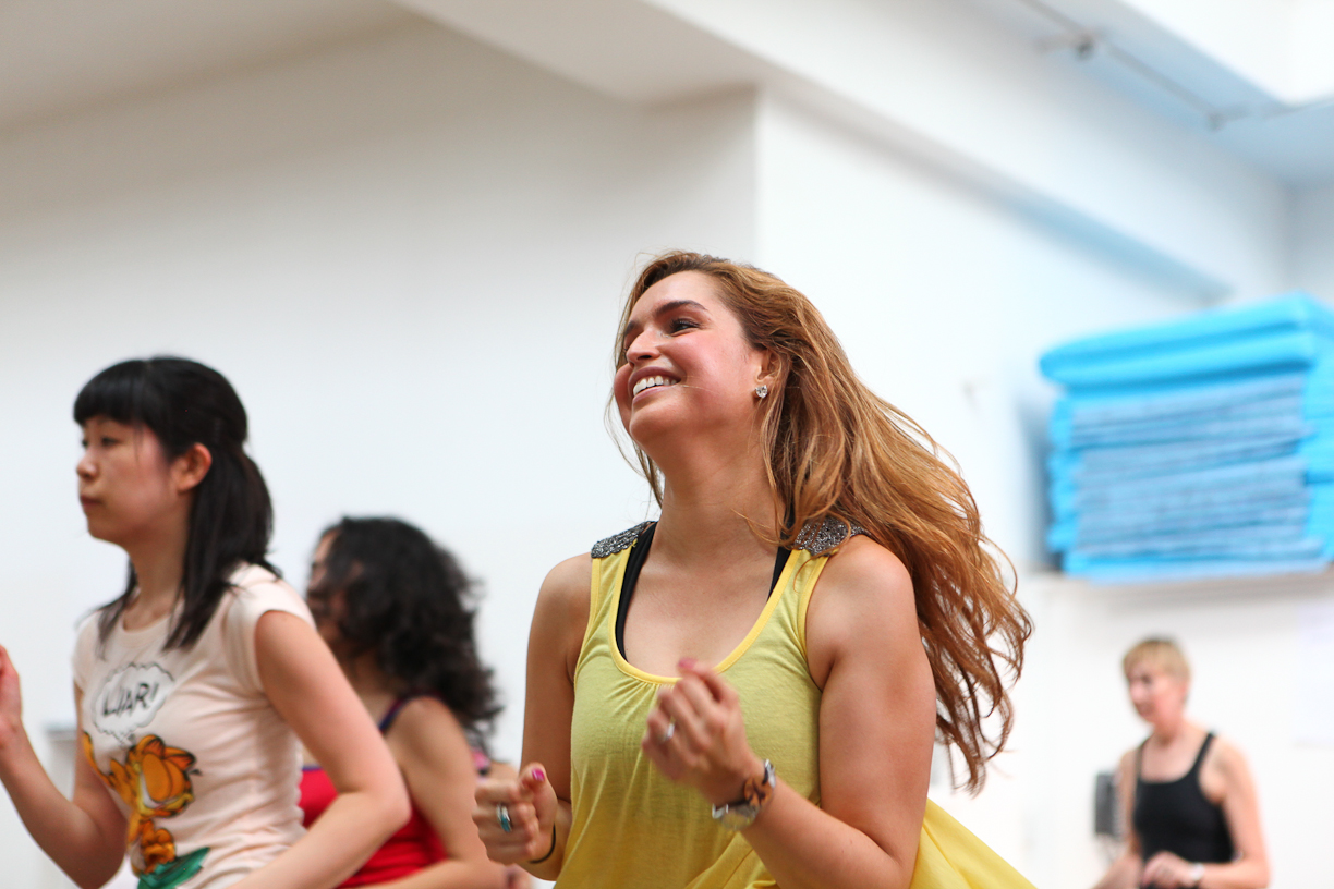 Danceworks dance classes for beginners in Central London