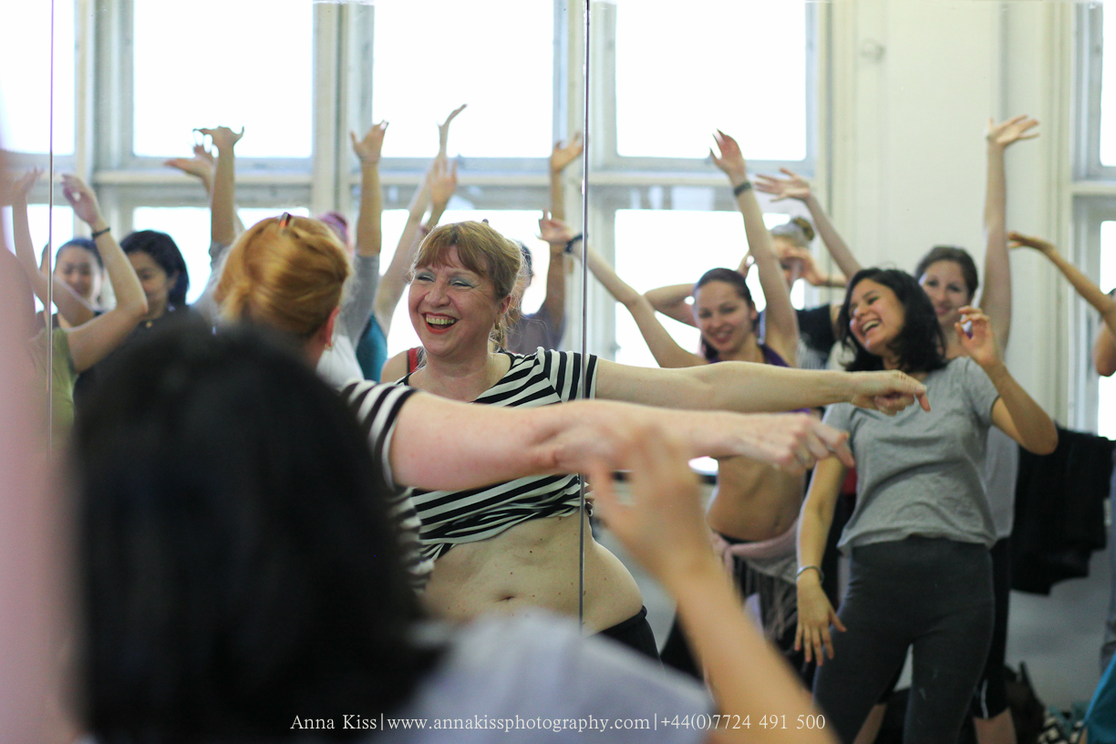 Danceworks dance classes for beginners in Mayfair, London