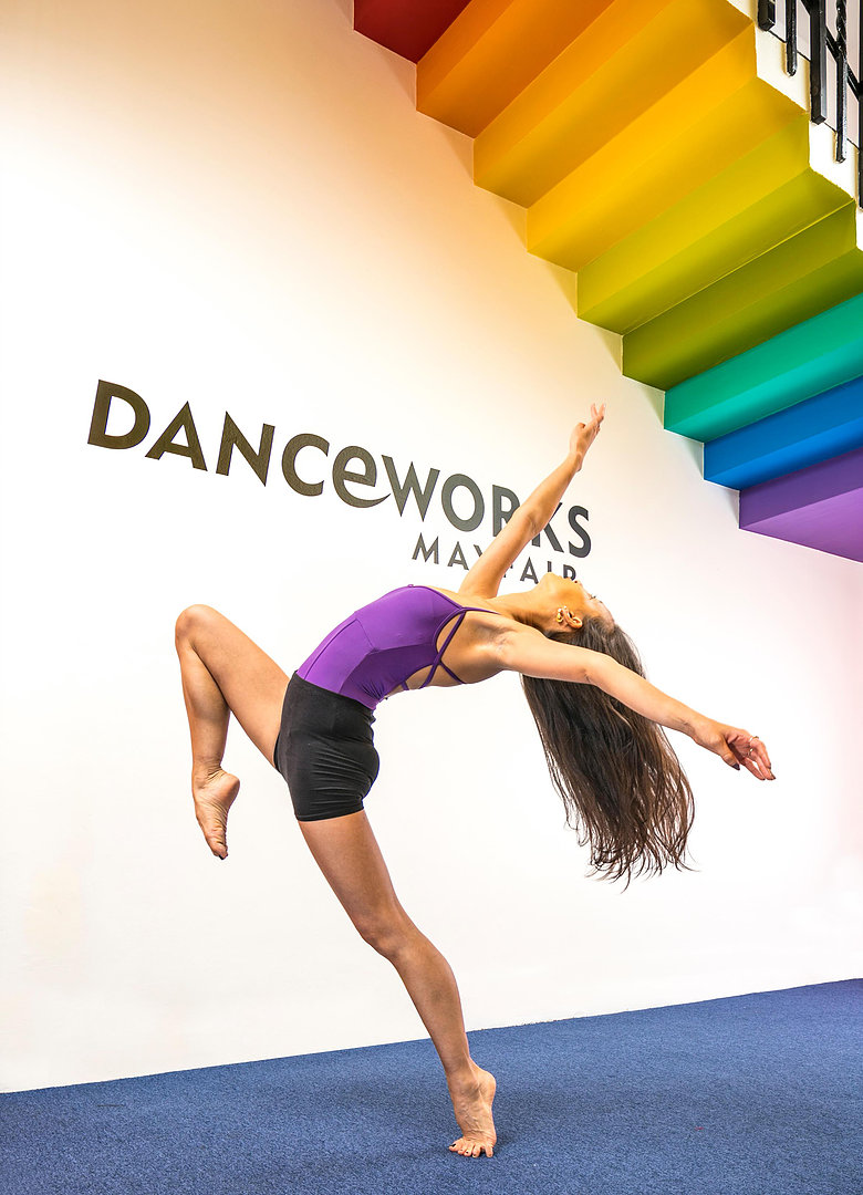 Programme details of the Danceworks International Dance Visa Programme in Mayfair, London