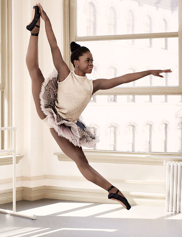 Danceworks International Dance Visa Programme - Michaela DePrince