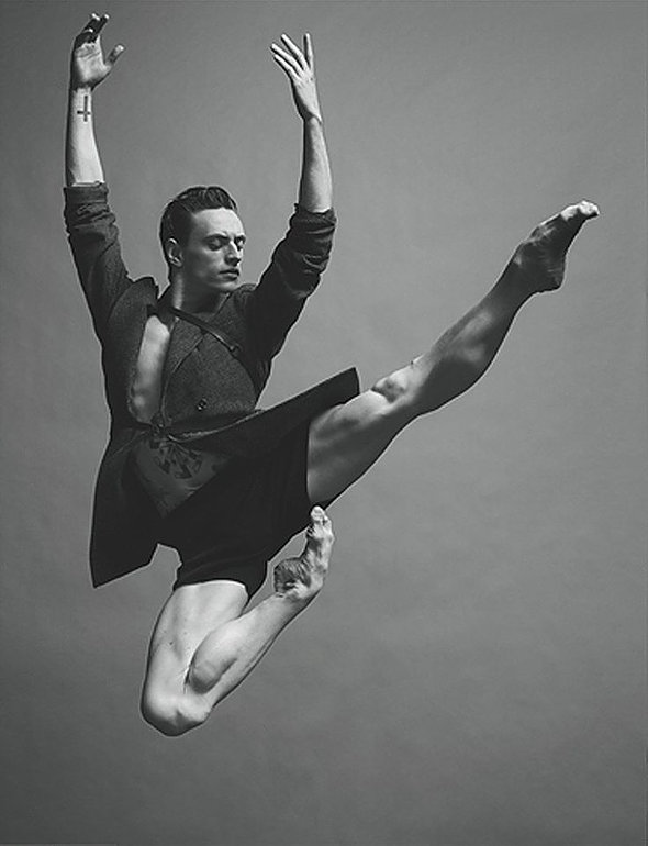 Danceworks International Dance Visa Programme - Sergei Polunin