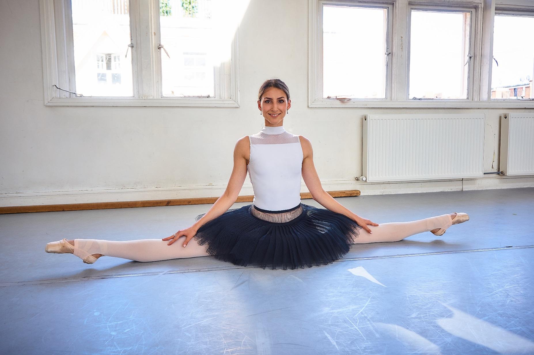 8 week Absolute beginner ballet course at Danceworks