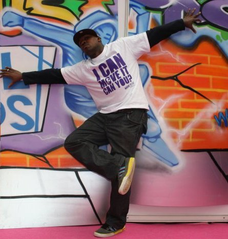 Xpress Yo'self class with Hakeem Onibudo at Danceworks in Central London